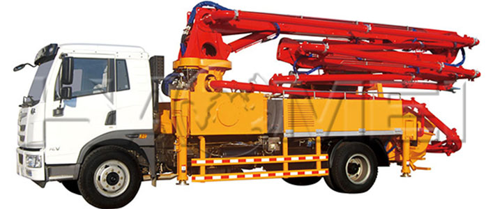 new concrete pump truck for sale